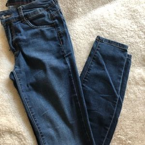 Fashion Nova simple skinny jeans